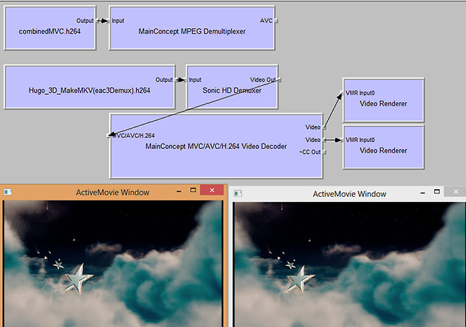 Guide to convert BD 3D to 3D Left+Right Stereoscopic and Anaglyph